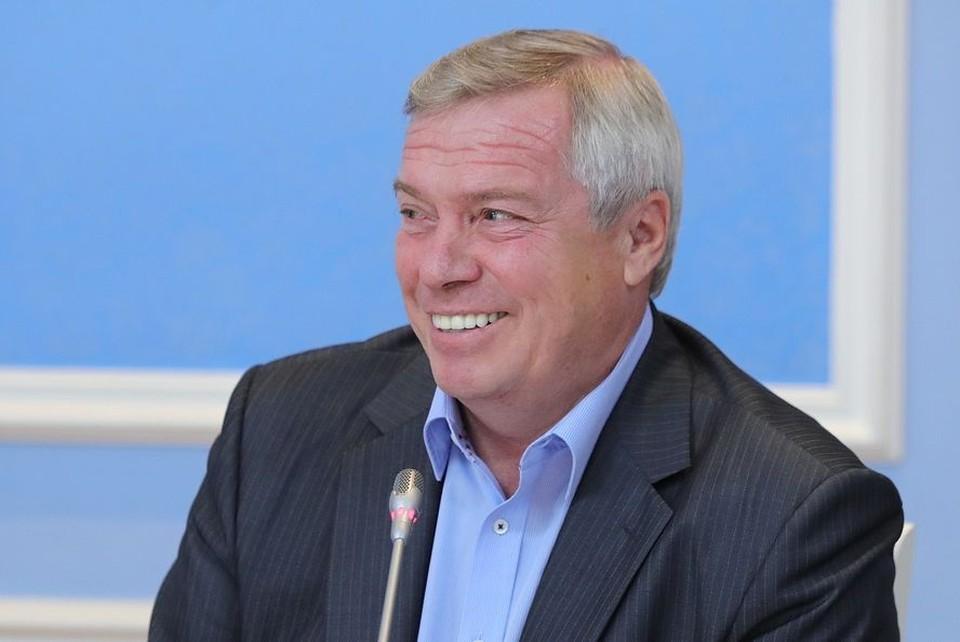 Василий Голубев рассказал о национальных проектах и крупных инвестициях.