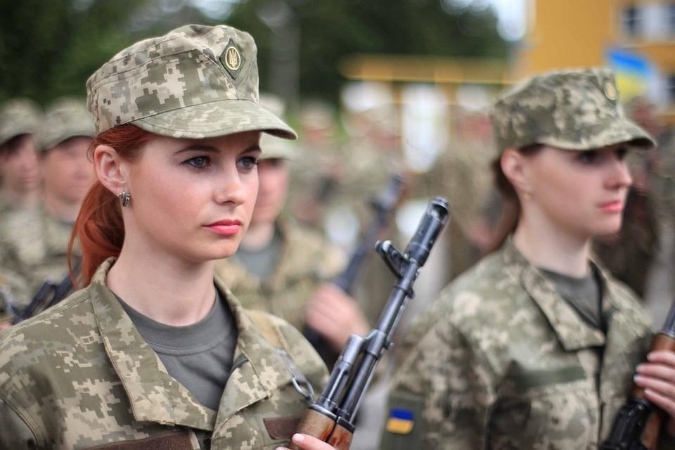 масло женская служба в армии фото было