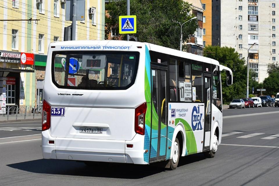 Стало известно, откуда и какие автобусы развезут омичей после Дня города-2019