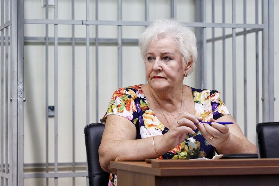 Людмила Осипова заявила, что верит «в торжество правды и справедливости».