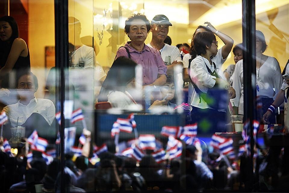 Российские туристы не пострадали при взрывах в Бангкоке