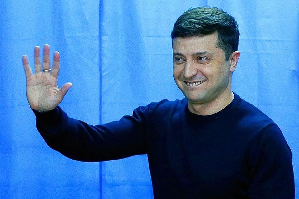 Украинские СМИ назвали зарплату Владимира Зеленского