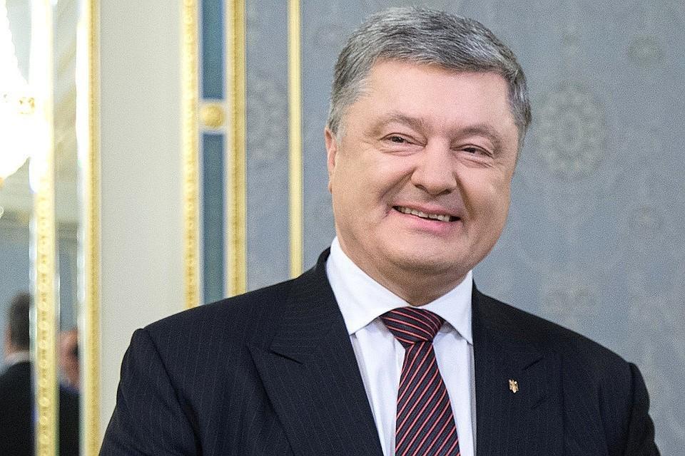 Экс-президент Украины Петр Порошенко вернулся на Украину