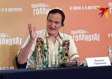 «Мне не все равно»: Зачем Тарантино приехал в Москву