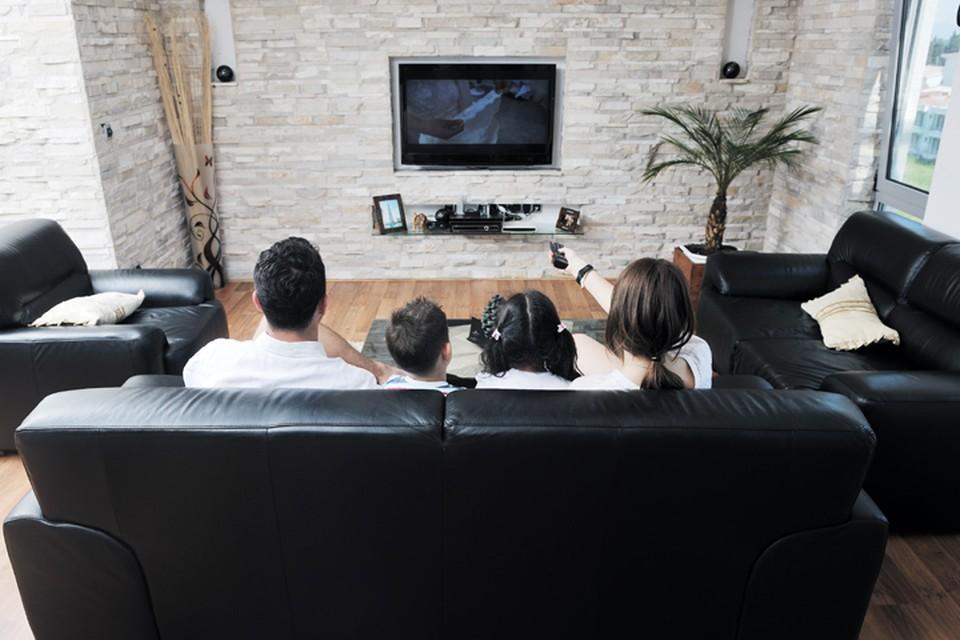 Телевидение - наша главная «скрепа»