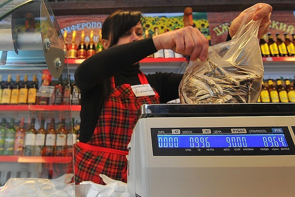 Чаще всего россияне работают продавцами, поварами и педагогами