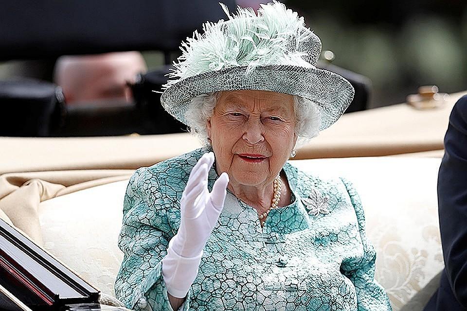 Елизавета II поблагодарила союзников Британии за силу и мужество, проявленные в годы войны