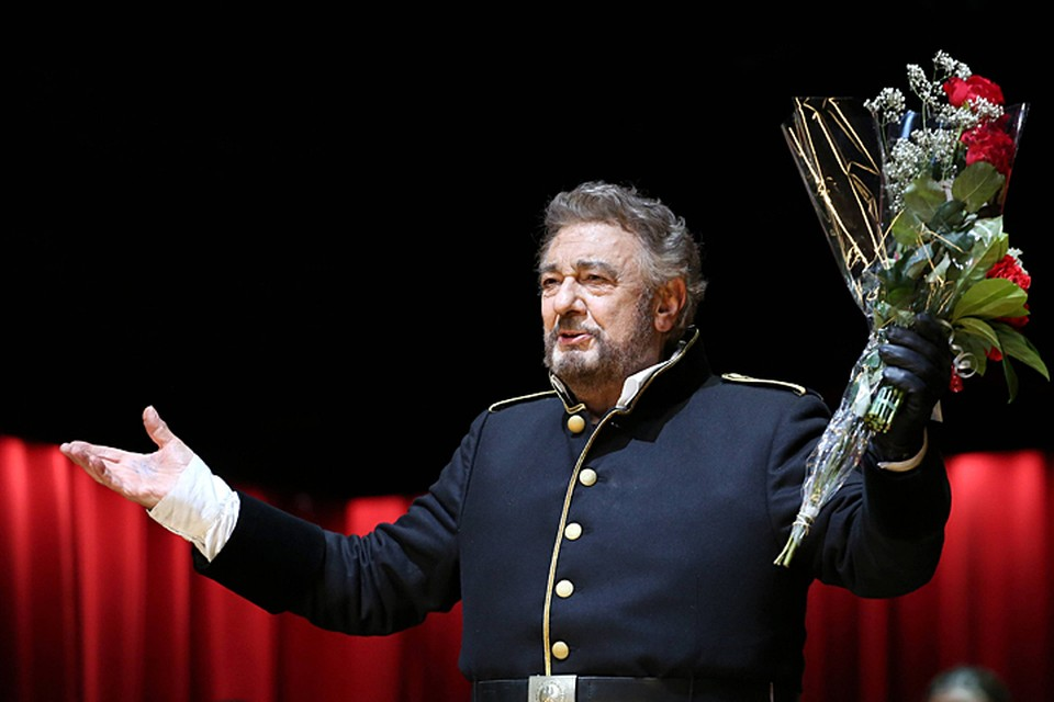 Cразу девять женщин обвинили испанского оперного певца Пласидо Доминго в домогательствах