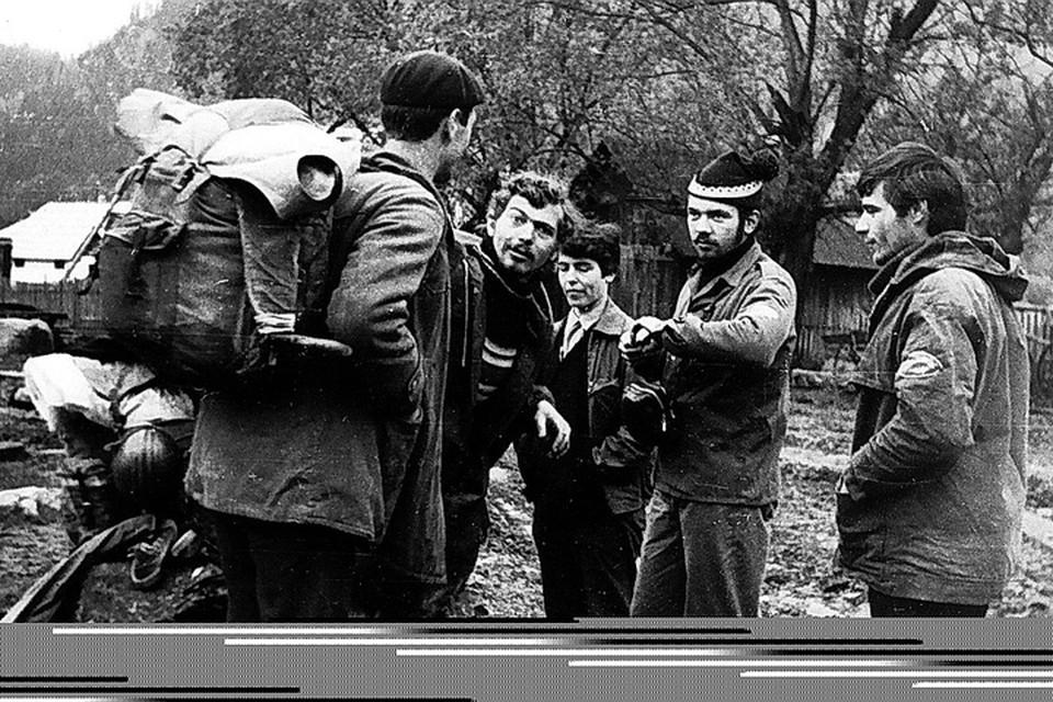 В 1973 году на Чивруайском плато в горах Кольского полуострова погибли 10 студентов из Куйбышева