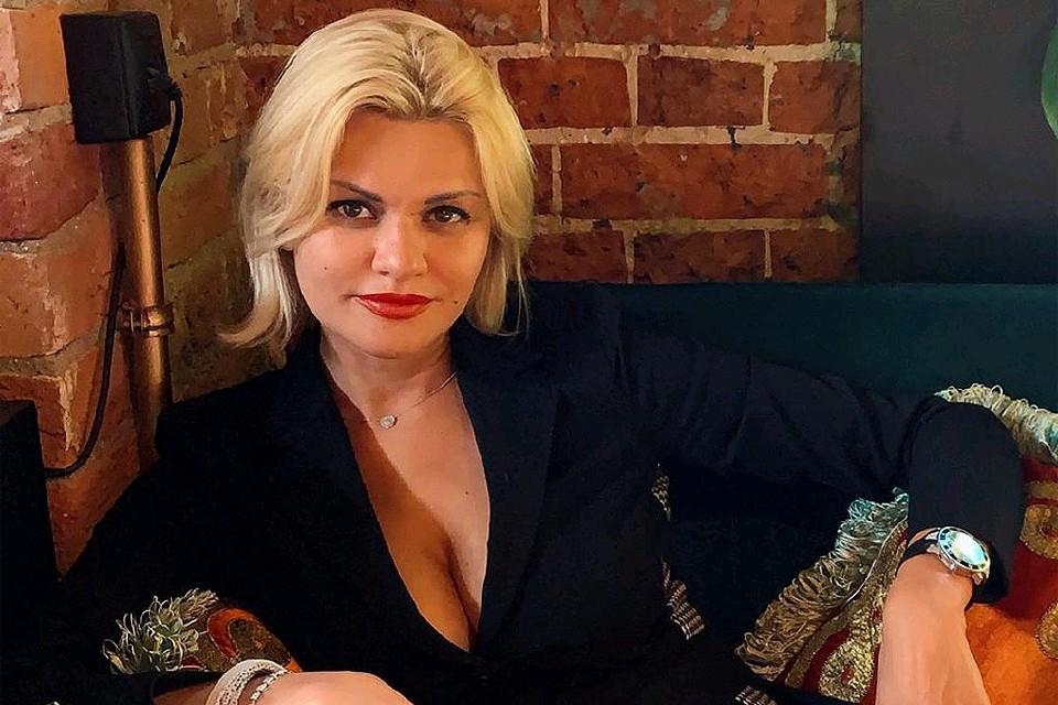 Вдова Михаила Круга Ирина.