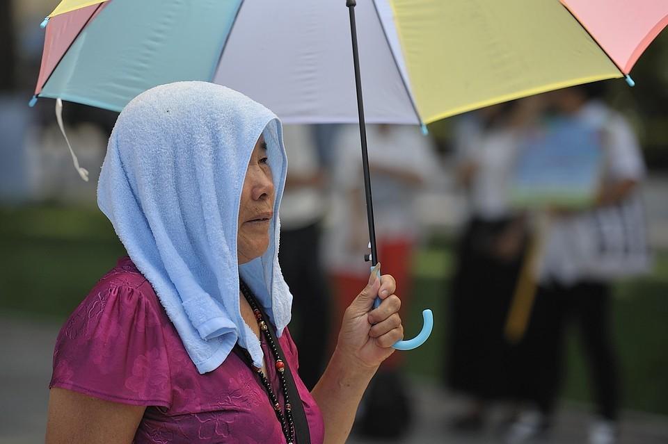 В Японии из-за жары погибли как минимум 23 человека