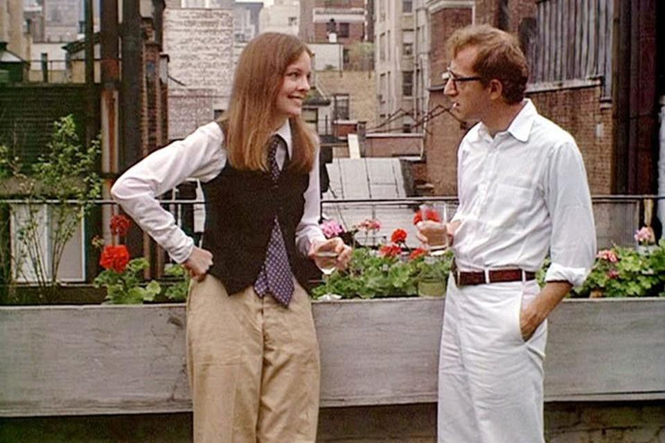 Кадр из фильма «Энни Холл».