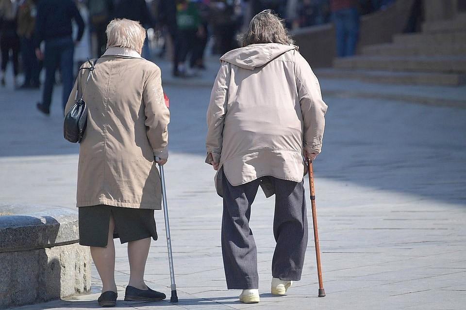 В Латвии минимальную пенсию планируется повысить до 99 евро.
