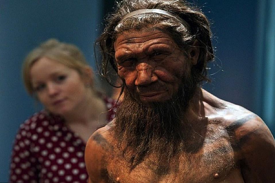 Неандертальцы удивили ученых своими «ушами сёрфингистов»