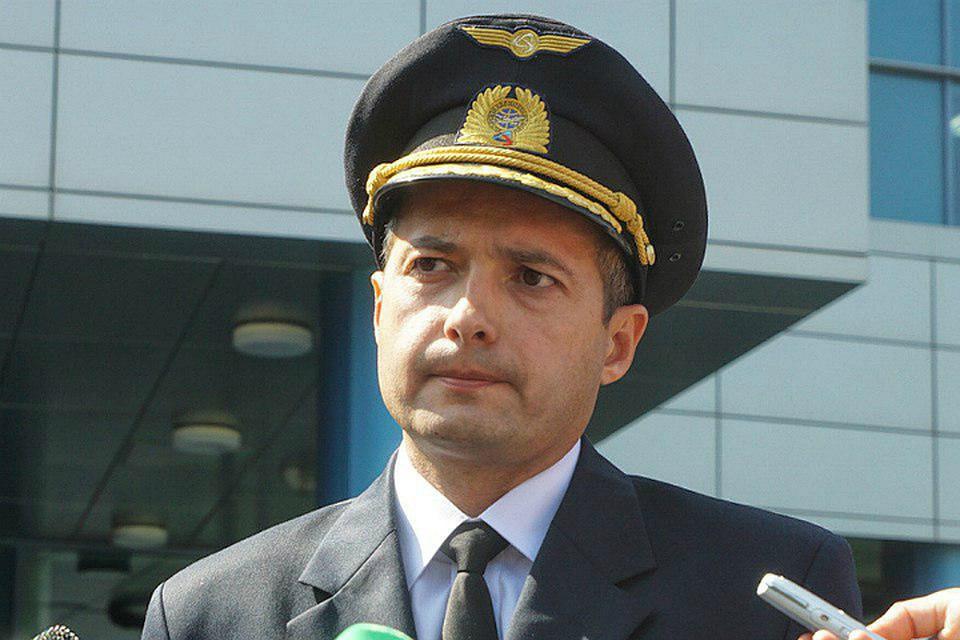 Пилоту присвоили звание героя России