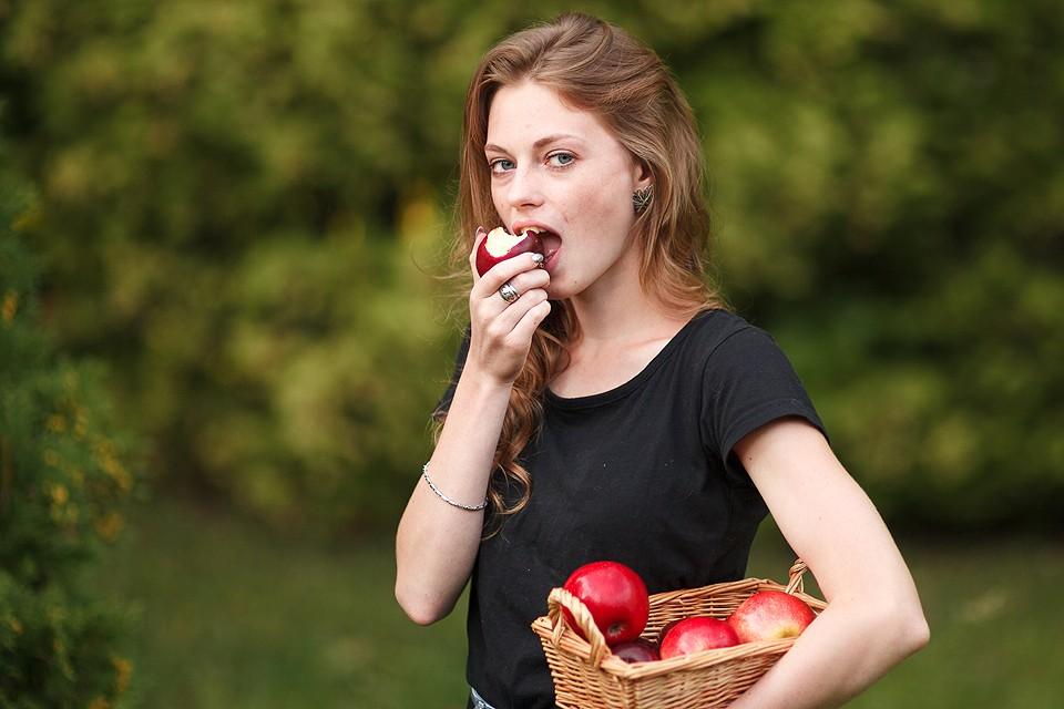 После яблочного спаса (19 августа) традиционно начинается сезон сбора яблок.