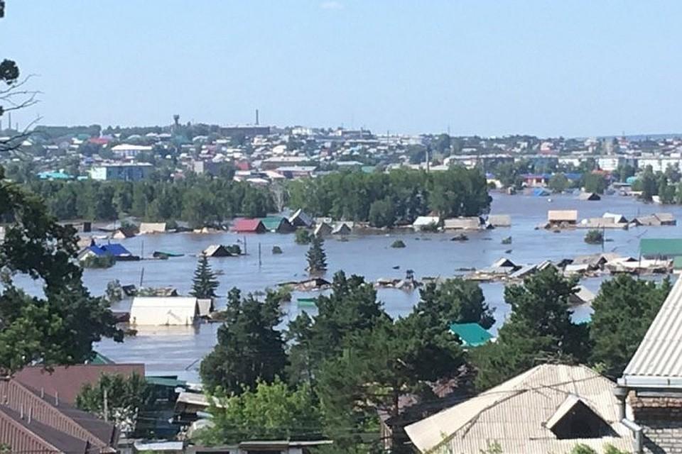 Несколько тысяч человек в Иркутской области нуждаются в новом жилье после наводнений