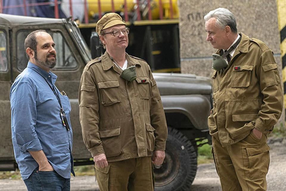 Крейг Мазин, сценарист американского сериала «Чернобыль». Фото: Photo courtesy Liam Daniel HBO
