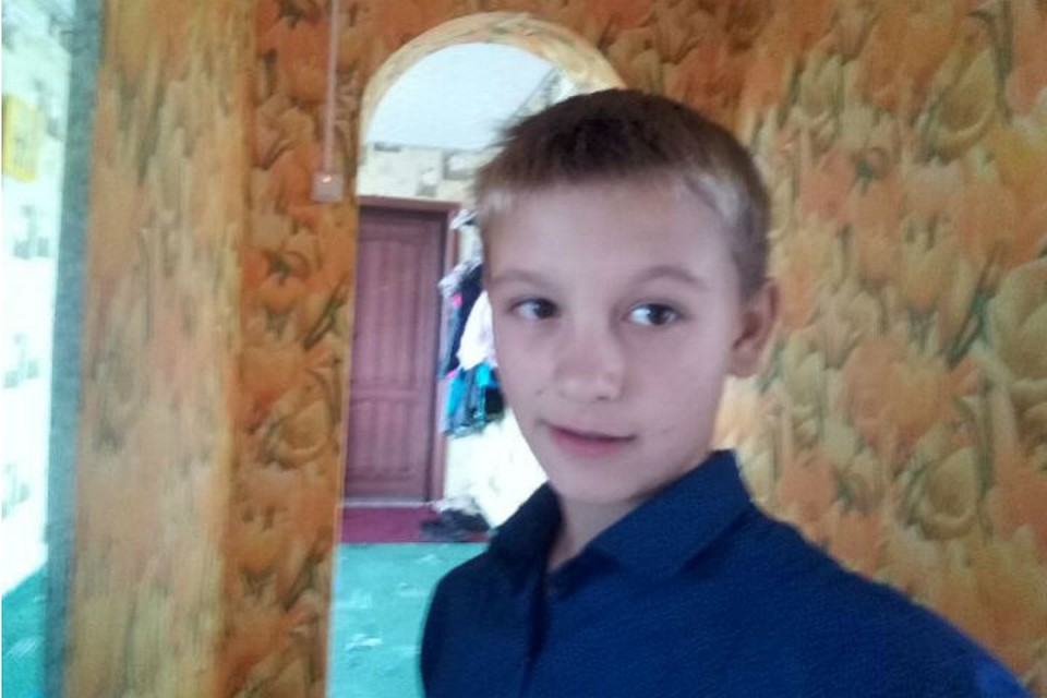 Семиклассник спас тонущего 10-летнего мальчика в реке в Братском районе. Фото: из архива семьи.