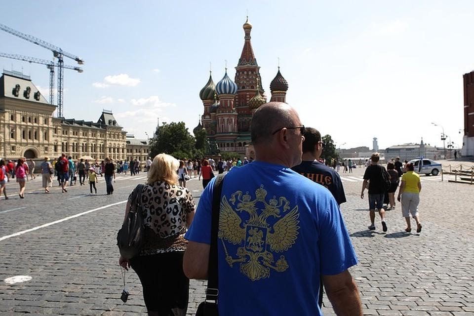 Москва входит в двадцатку самых посещаемых городов Европы