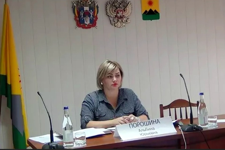 Альбина Порошина проведет в колонии восемь лет. Фото: официальный сайт горадминистрации Зверево.