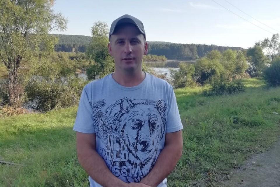 Николай служит в ГУФСИН уже 16 лет. Фото: личный архив Николая Алексеенко.