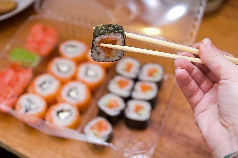Едой из ресторана японской кухни отравились 63 человека