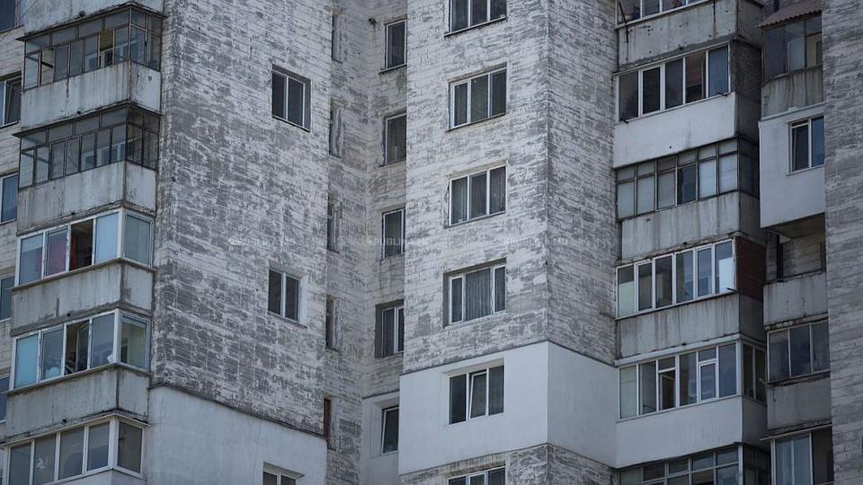 В молдавской столице много аварийных домов, в которых живут сотни людей