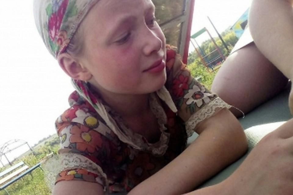 8-летнюю Марию ищут больше суток