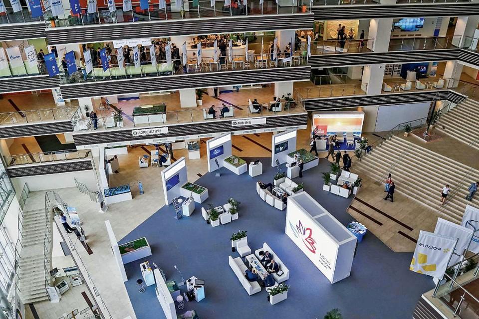 Во Владивостоке в пятый раз пройдет Восточный экономический форум