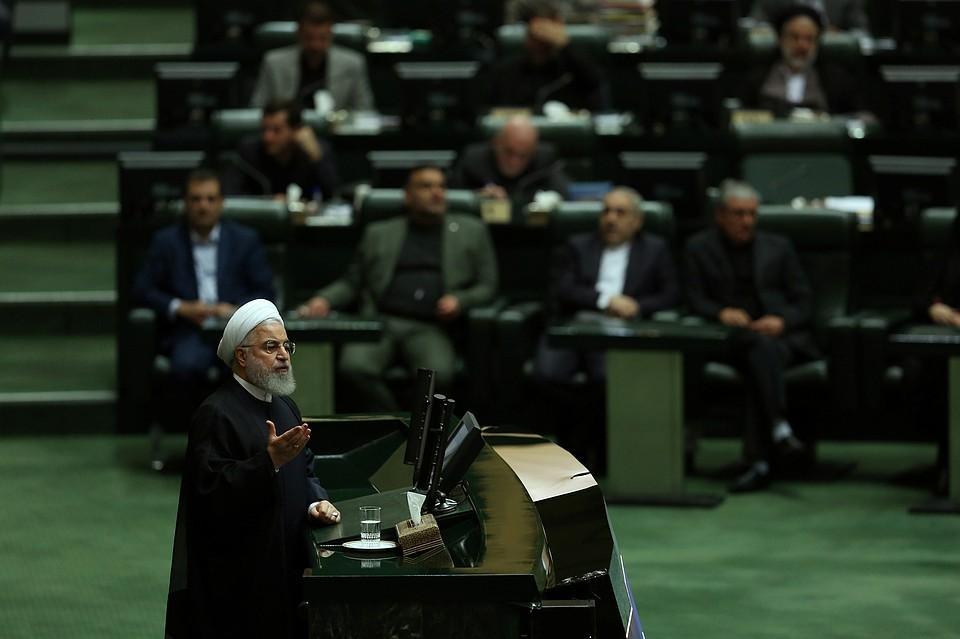 Роухани: Иран 6 сентября приступит к третьему этапу сокращения ядерных обязательств