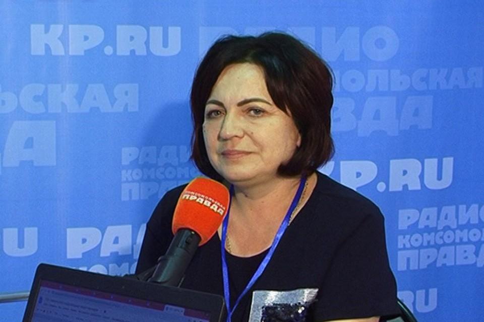 Ольга Шарпинская