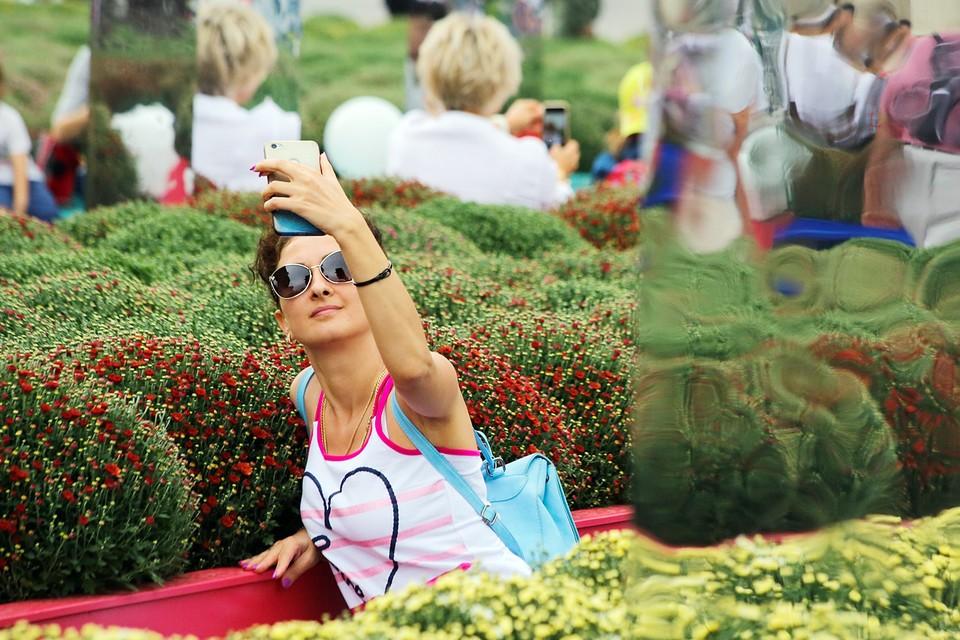 Фестиваль «Цветочный джем» в Москве завершится 8 сентября