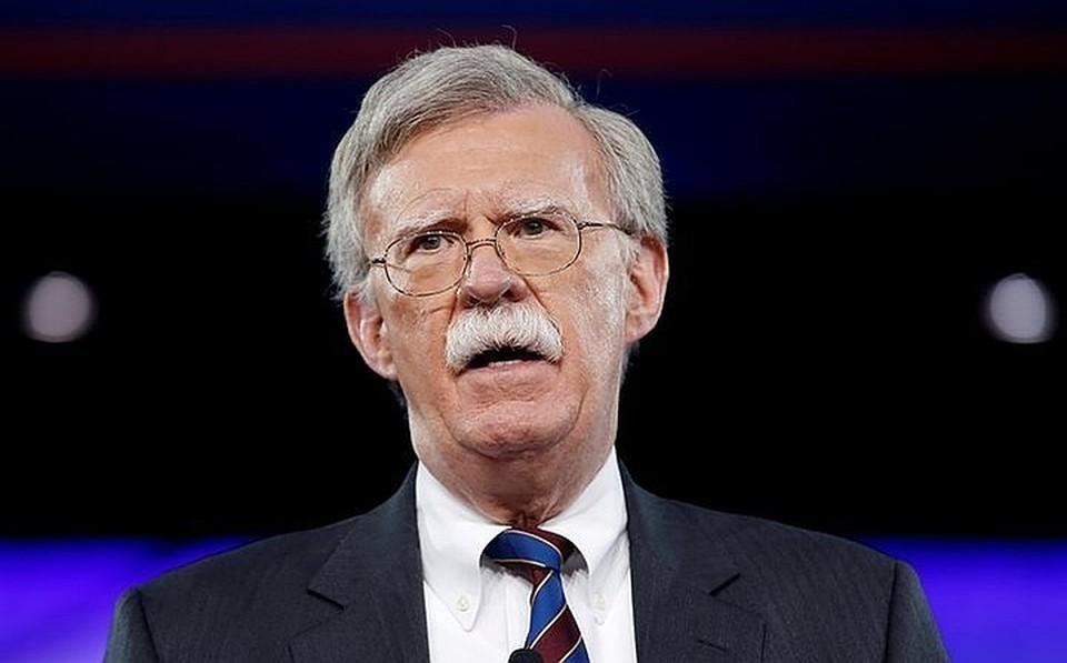 Советника президента США по национальной безопасности Джона Болтона с легкостью можно назвать одним из ястребов американской политики