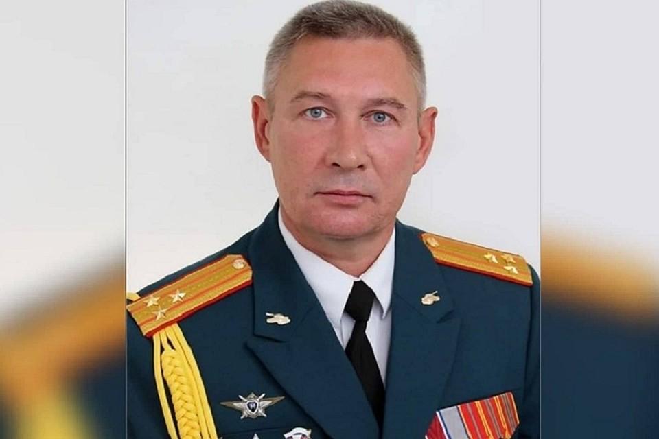 Вадим Чистяков был боевым офицером, побывал во многих горячих точках.