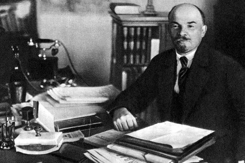 Ленин избегал кинокамеры