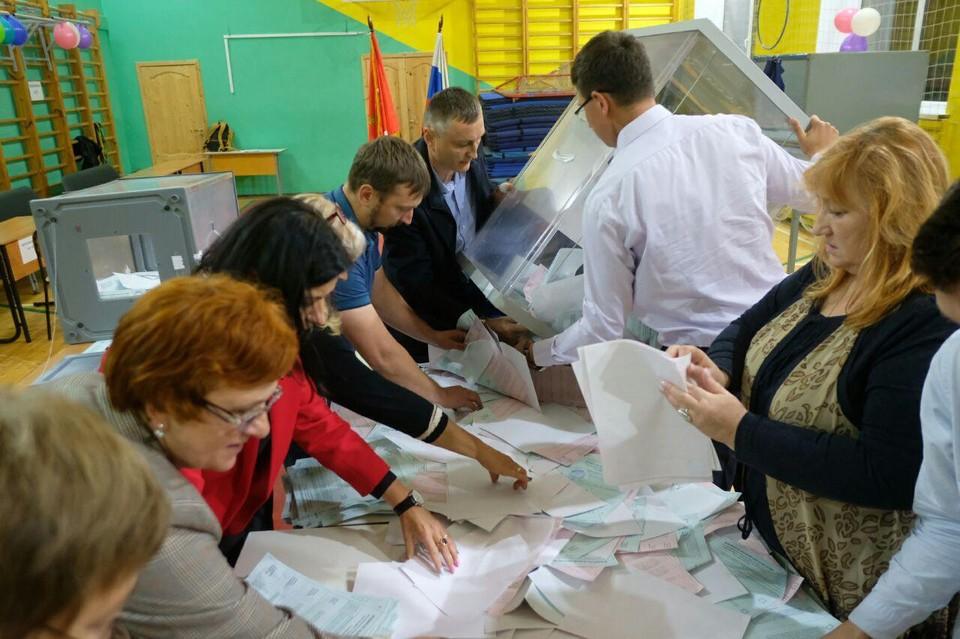 ВЦИОМ: на выборах губернатора Санкт-Петербурга побеждает Александр Беглов