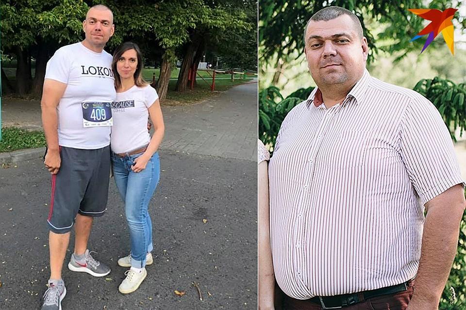 «Мой персональный побег из Шоушенка»: бизнесмен из Бреста за полгода похудел на 56 кг