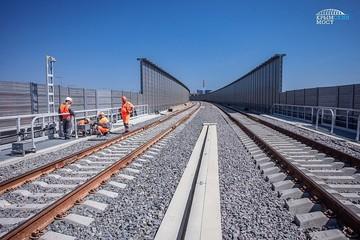 На Крымском мосту интервал движения поездов может стать, как в метро