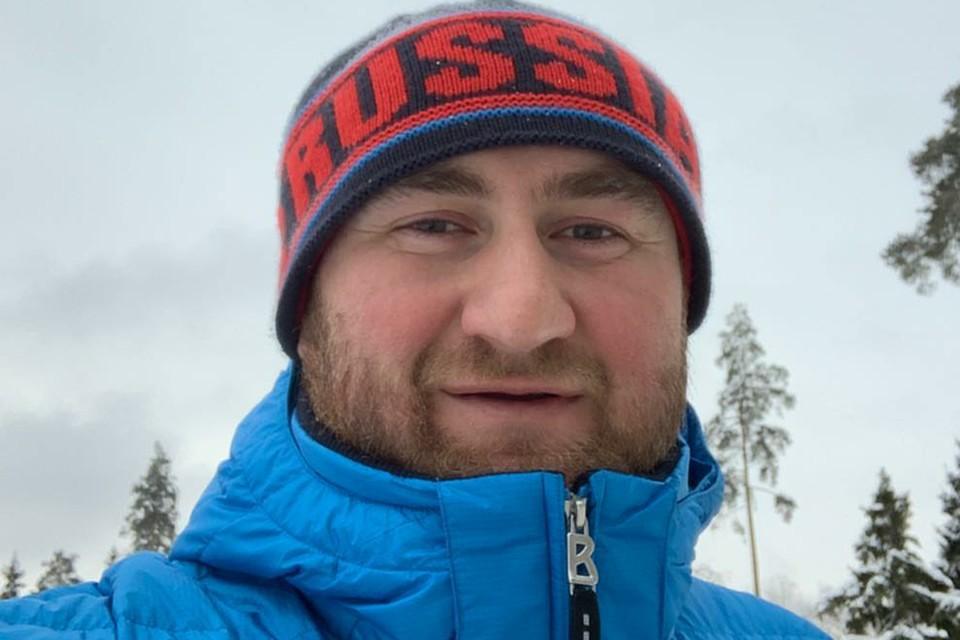 Рауф Арашуков был активным блогером и часто публиковал селфи. Фото: личная страница Арашукова в Instagram