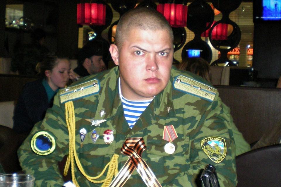 Дмитрий Братчиков прослужил 13 лет.