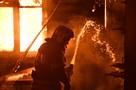 В Костромской области при пожаре пострадала мать с пятью детьми