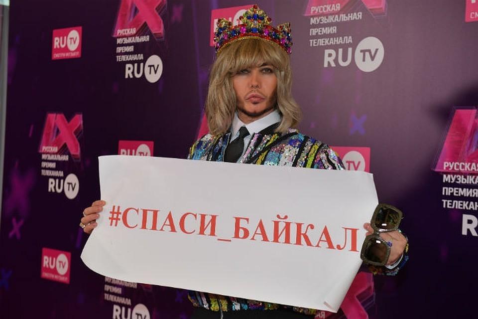Суперзвезда Сергей Зверев получил всеросийскую премию как блогер.