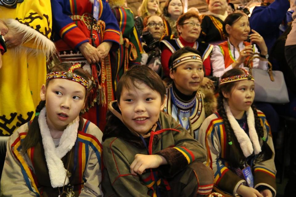 Родной язык должен впитываться с молоком матери. Фотография предоставлена ФАДН России.