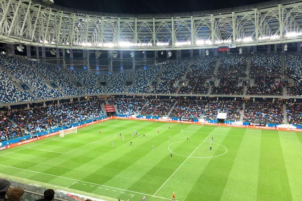 Обзор матча Нижний Новгород – Краснодар 25 сентября 2019 – 1:0. Счет, голы, статистика игроков