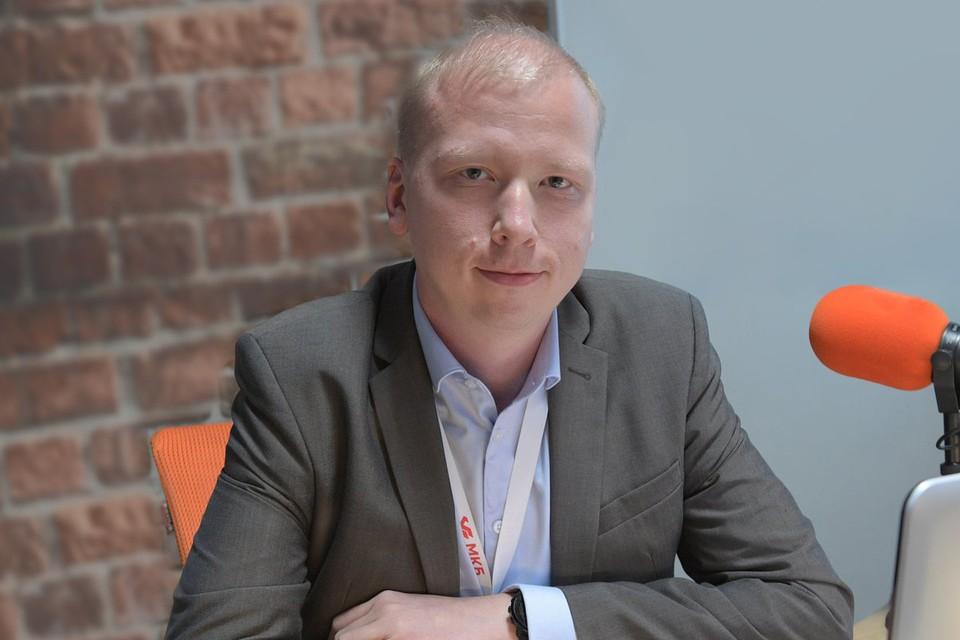 Вячеслав Касимов , директор департамента информационной безопасности Московского кредитного банка.