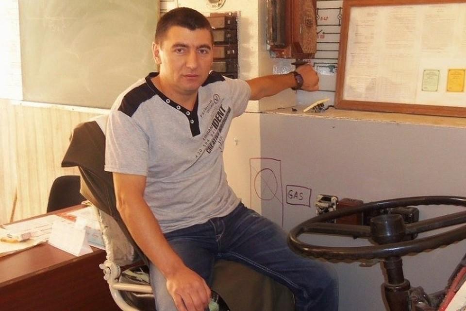 Василий Сокриеру. Фото: telegraph.md