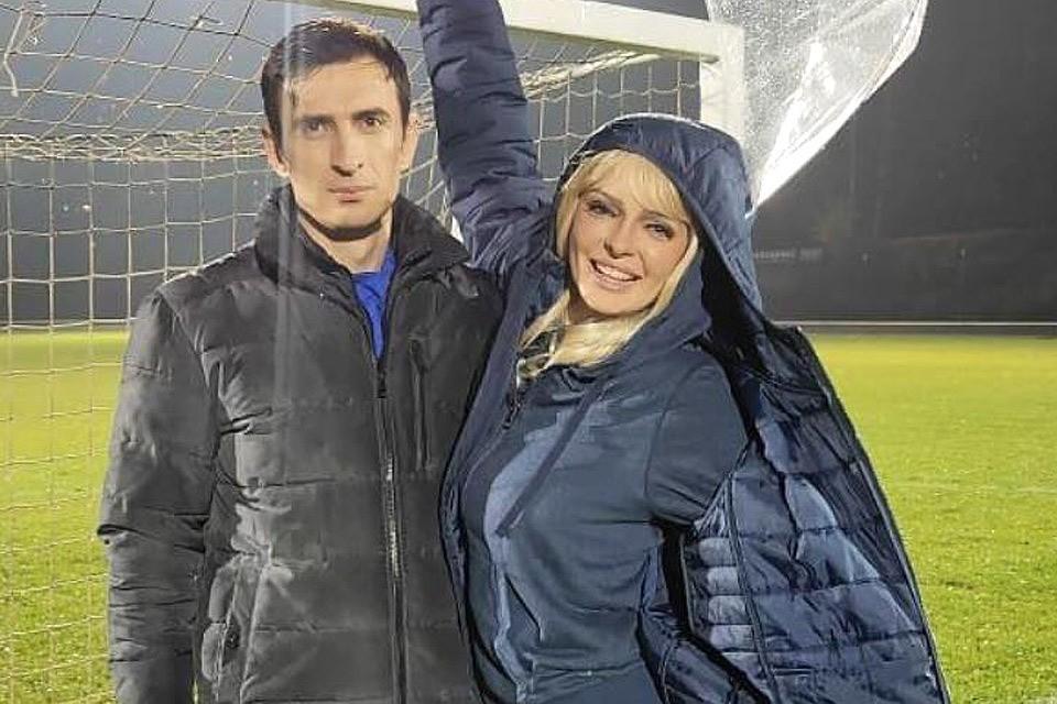 Алексей Гаврилов (на фото) сыграет бывшего мужа Началовой — футболиста Евгения Алдонина.
