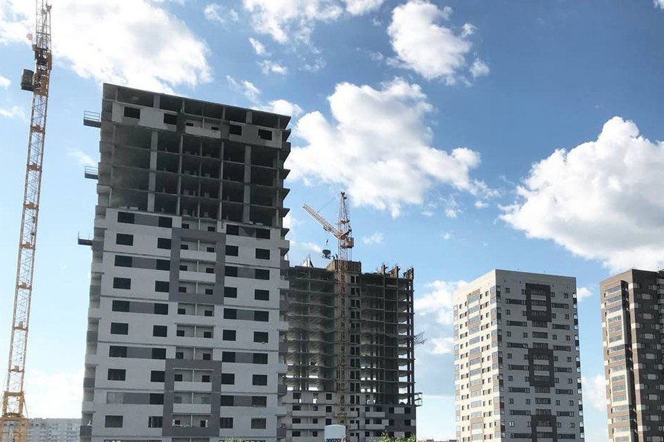 Купить квартиру в новостройке осенью 2019: стоимость жилья за третий квартал выросла на 3,4%