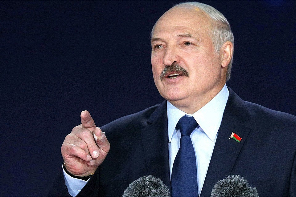 Лукашенко прибыл в Житомир на форум